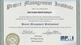 Benefícios das certificações do PMI