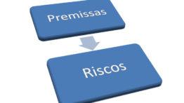 Qual a diferença entre Premissa, Risco e Restrição?