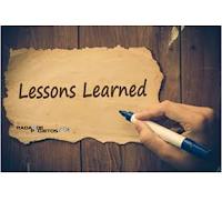 Como e quando documentar as lições aprendidas de um projeto?