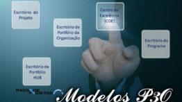 Quais são os modelos de P3O?