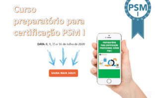 Preparatório para certificação SCRUM PSM I