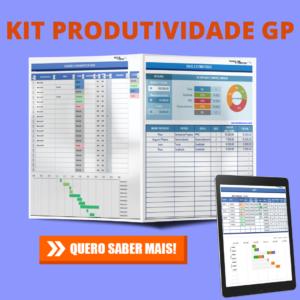 kit produtividade GP